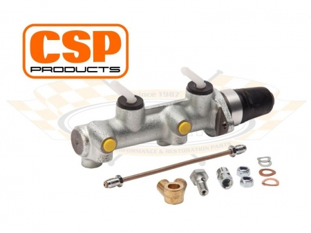 Master cylinder - dual circuit - 356 A/B