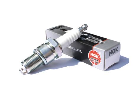 Spark plug NGK BPR7EIX - electrode Iridium