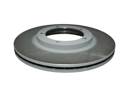 Front vented brake disc - 282x20,4 mm