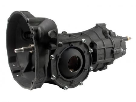 Boite de vitesses à trompettes - Pro Street - 8x35 - 4 ème longue