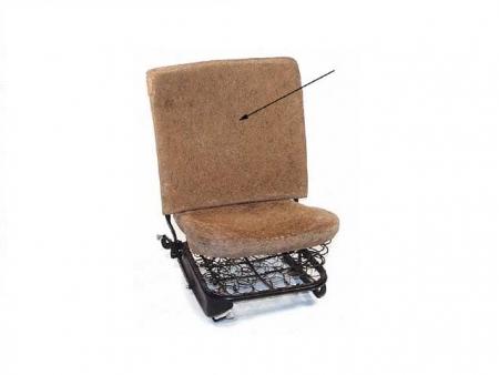 Paille de réparation de dossier de siège avant 1965-1967