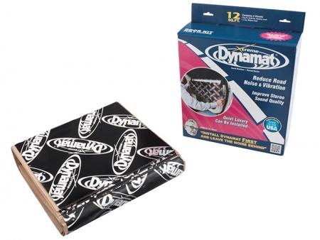 Dynamat Xtreme - kit coffre - 5 feuilles 80 x 45 cm