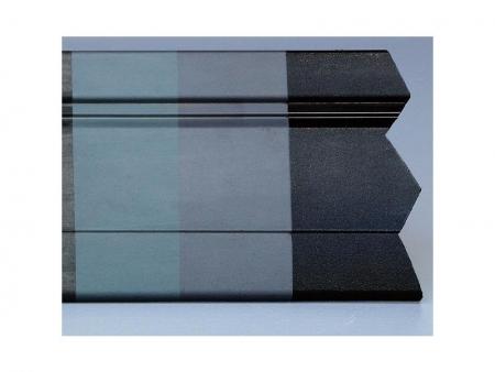 Peinture pour plastiques - Restom Plast Peint 8000 - gris ardoise - 500 ml.