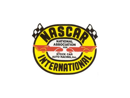 Sticker - NASCAR EARLY 50
