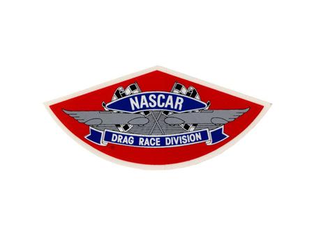 Sticker - NASCAR DRAG RACING DIVISION