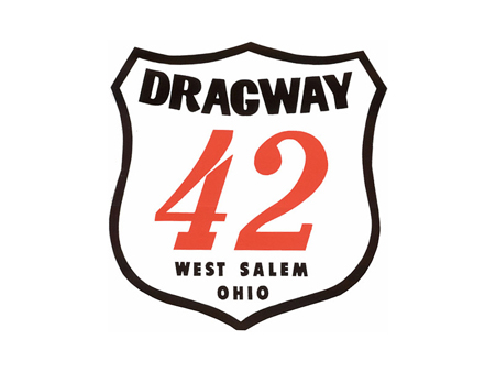 Sticker - DRAGWAY 42