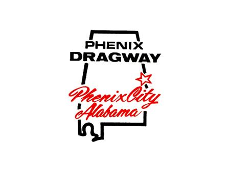 Sticker - PHENIX DRAGWAY ALABAMA
