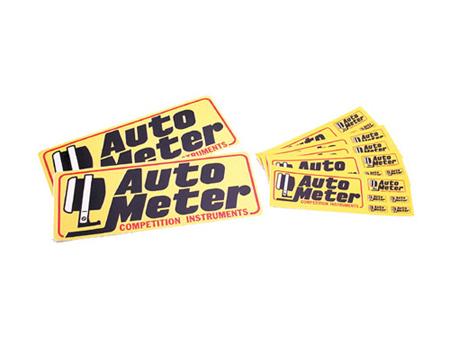 Sticker - AUTOMETER (X5)