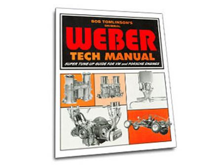 Technical book - WEBER