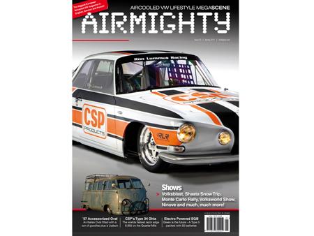 Magazine AIRMIGHTY - n°05 - Epuisé
