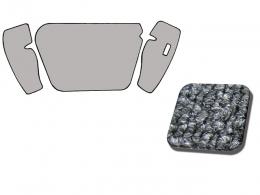Kit moquette TMI de coffre a ...