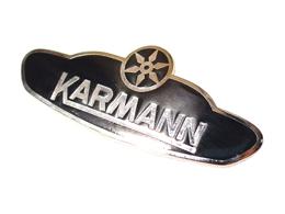 Logo KARMANN d'aile avant po ...