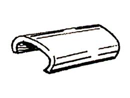 Clip de moulure 1967-1974