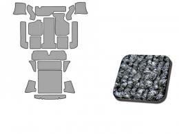 Kit moquette TMI intérieur 1 ...