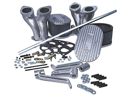 Air filter linkage kit - CB for IDF/DRLA - filter - manifolds