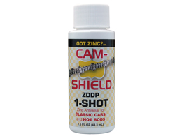 Additif huile Cam Shield - ZDDP - 44.3 ml.