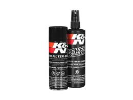 Kit nettoyage filtre K&N