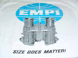 T-shirt EMPI - Size does mat ...