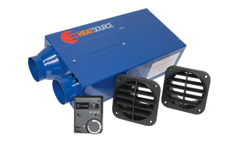 Calefacción Heat Source Propex