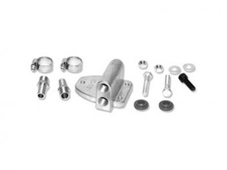 External oil cooler adapter - SCAT