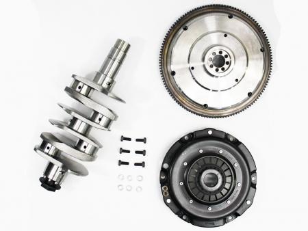 Pack cigüeñal volante motor y embrague - equilibrado - 69 mm