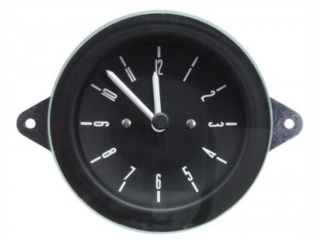 Dashboard clock - 1976-1979 - Black - Smiths