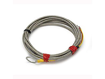 Cylinder head temperature sender - AUTOMETER under spark plug