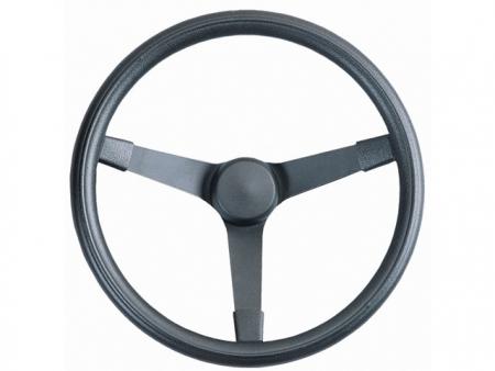 Steering wheel - Grant Performance - Smooth - Black - 370 mm