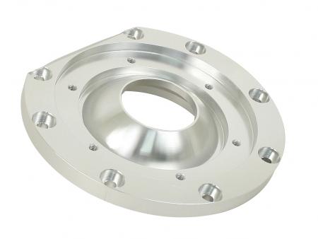 Reinforced aluminum flange for Swing Axle - HD