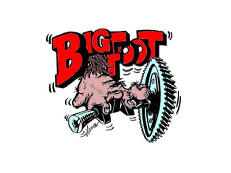 Poussoirs renforcés - 31 mm - Big Foot