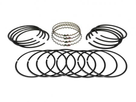 Piston ring set - 87 mm - 2/2/5 - longlife