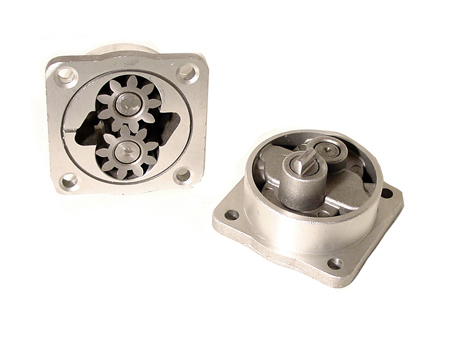 Pompe à huile 26 mm (3 rivets)