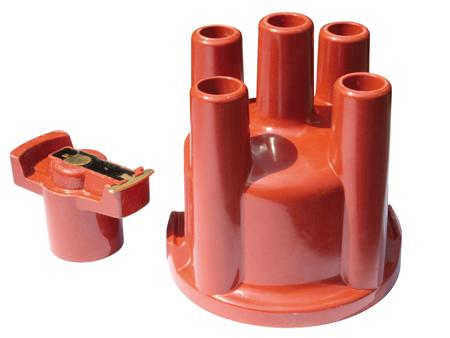 Distributor head & rotor kit - 1968-1979 & 009
