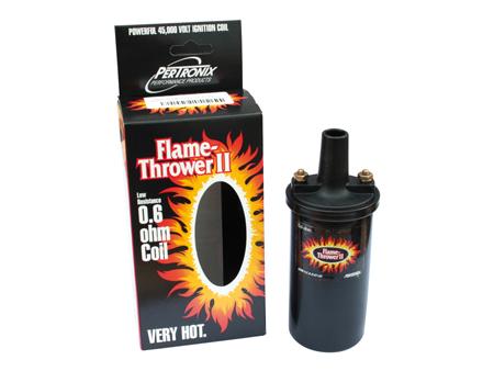Coil Pertronix 12 Volts / 45000 Volts - 0.6 ohms - Black