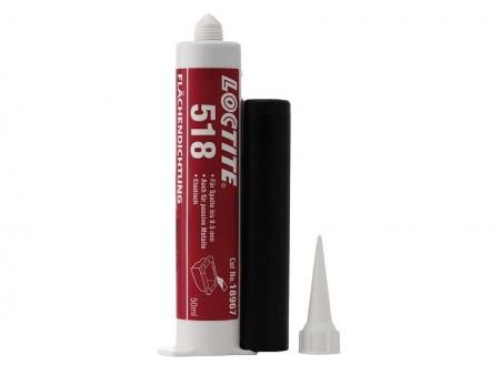 Seal paste - crankcase - Loctite 518 - 50ml.