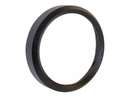 VDO Viewline ring - 52 mm diameter - black triangle