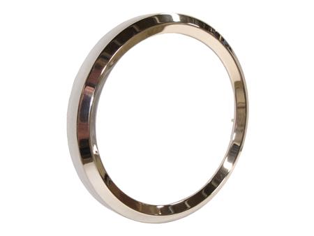 VDO Viewline ring - 85 mm diameter - chrome triangle