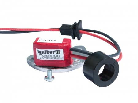 Ignition module - Ignitor II - 12 Volts - vaccum distributor - from 1968