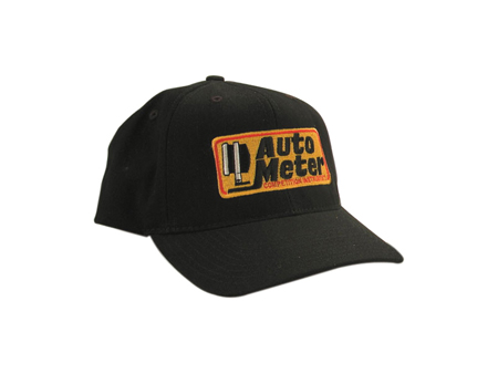 Cap - AUTOMETER - Black/Yellow