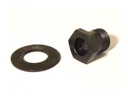 Nut - flywheel - chromoly 36 mm